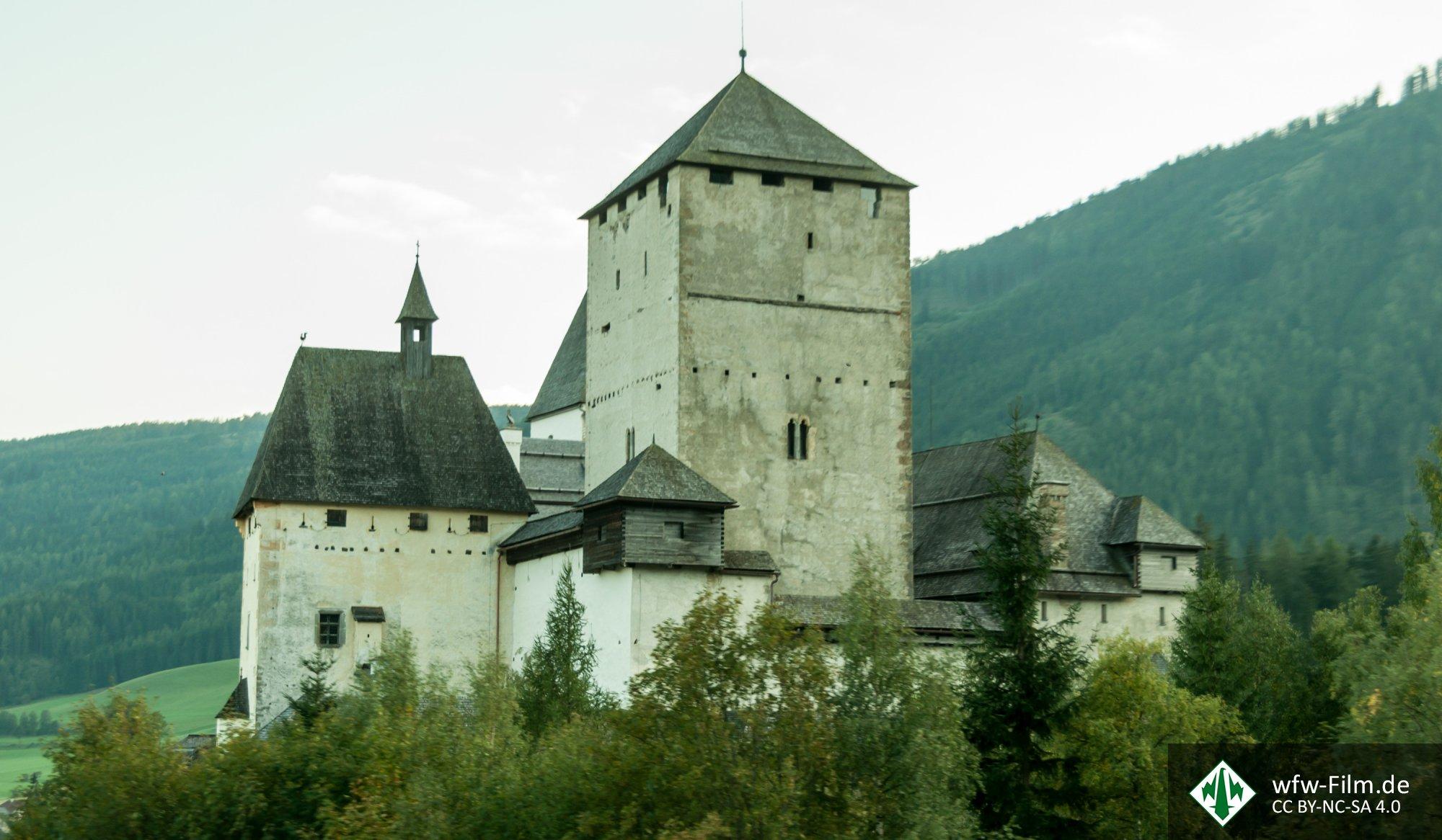 Burg Im Mittelalter Arbeitsblatt : Mittelalter ‒ burg und burgbau wfw film