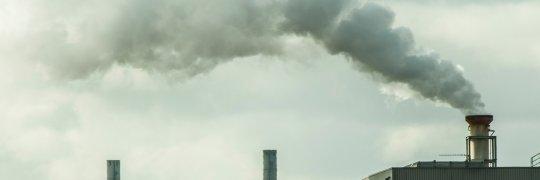Nutzung fossiler Energie