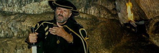 Herzog Ulrich in der Nebelhöhle